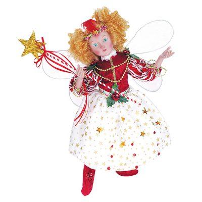 Christmas Fairy Girl Large, 43cm H