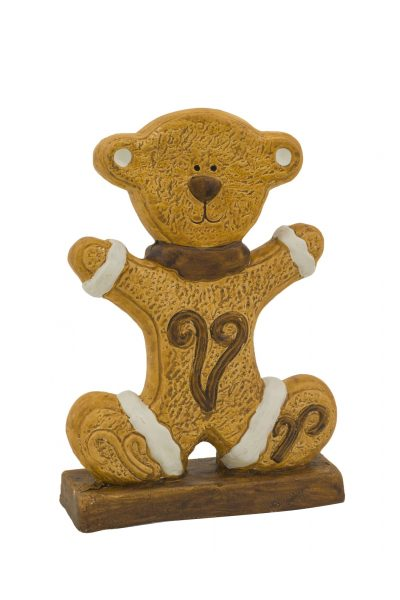 Gingerbread S/Man/Bear 14cm