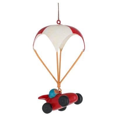 Parachute Toy Car 12cm