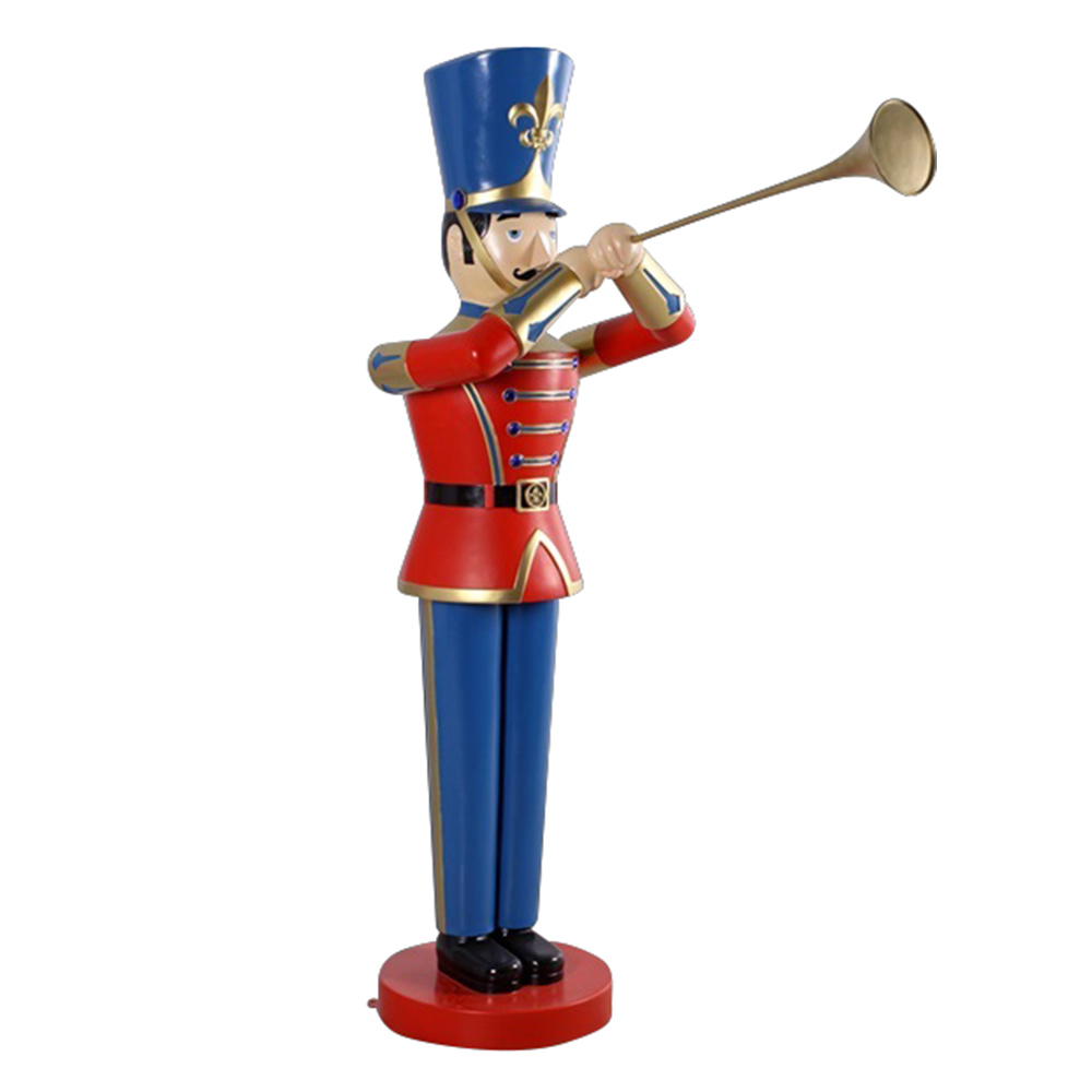 Toy Soldier with Trumper 183cm