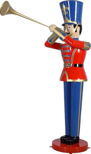 Toy Soldier with Trumpet 274cm