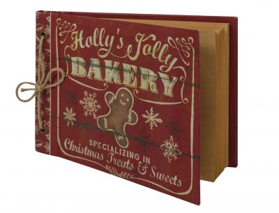 Bakery Guest/Note Book