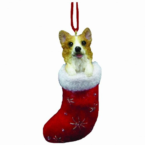 Welsh Corgi Little Pal 8cm