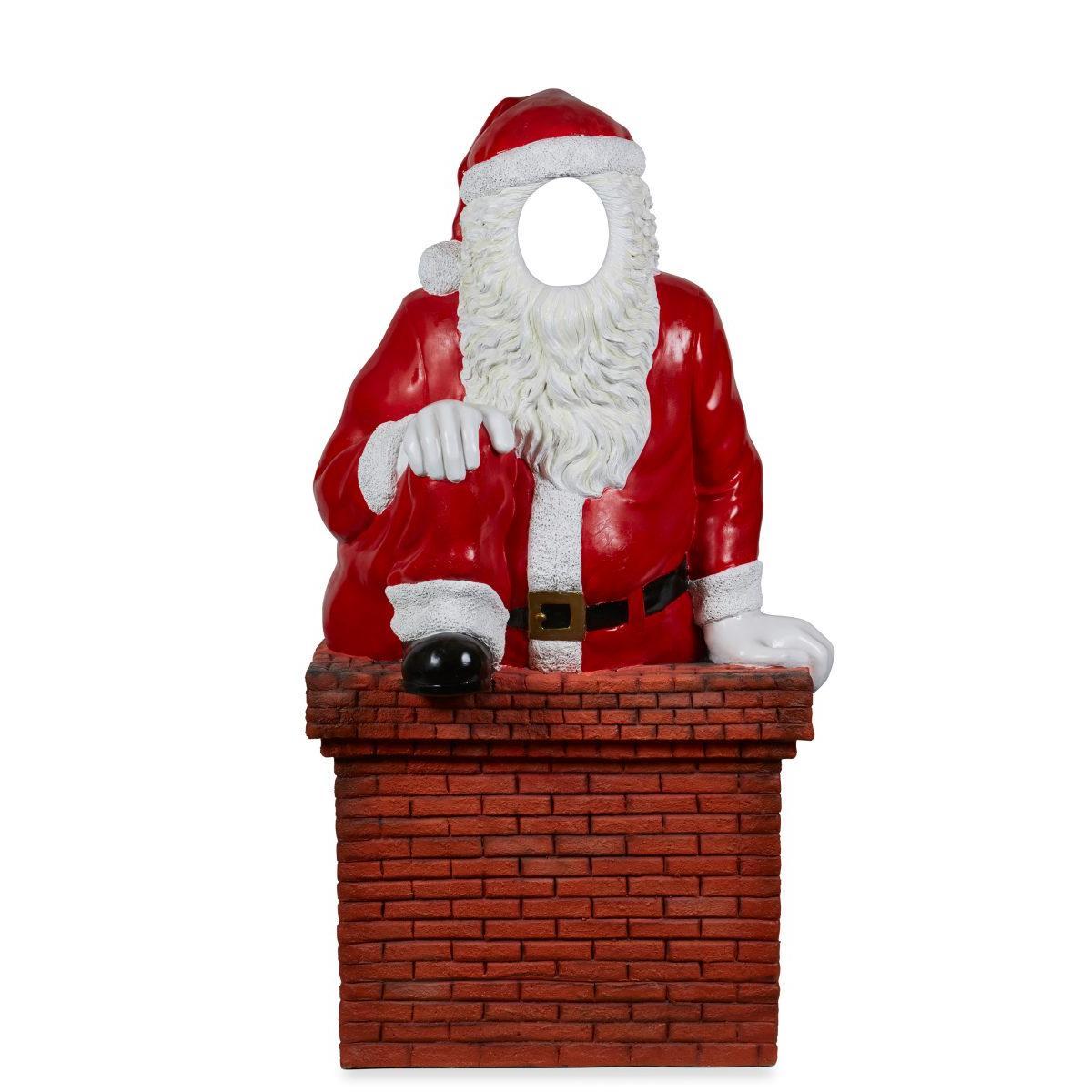 Santa Photo Pod 180cm H