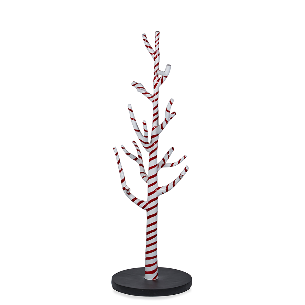 Candy Cane Tree 196cm H