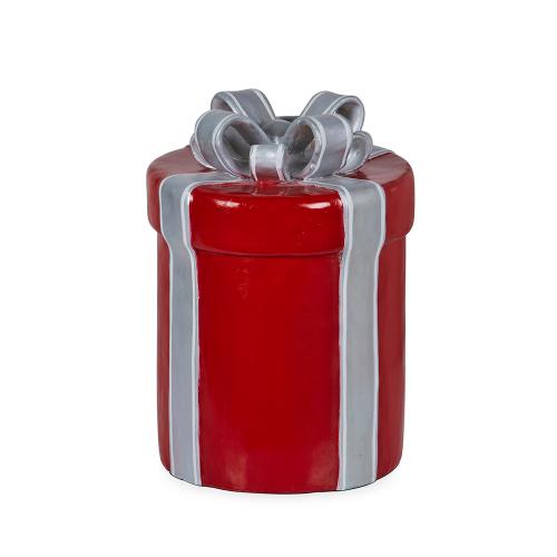 Red Gift Box 64cm H