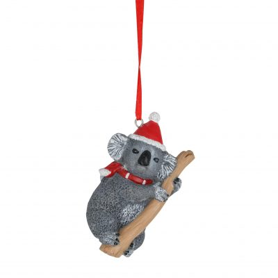 Koala Hanging Decoration 8cm