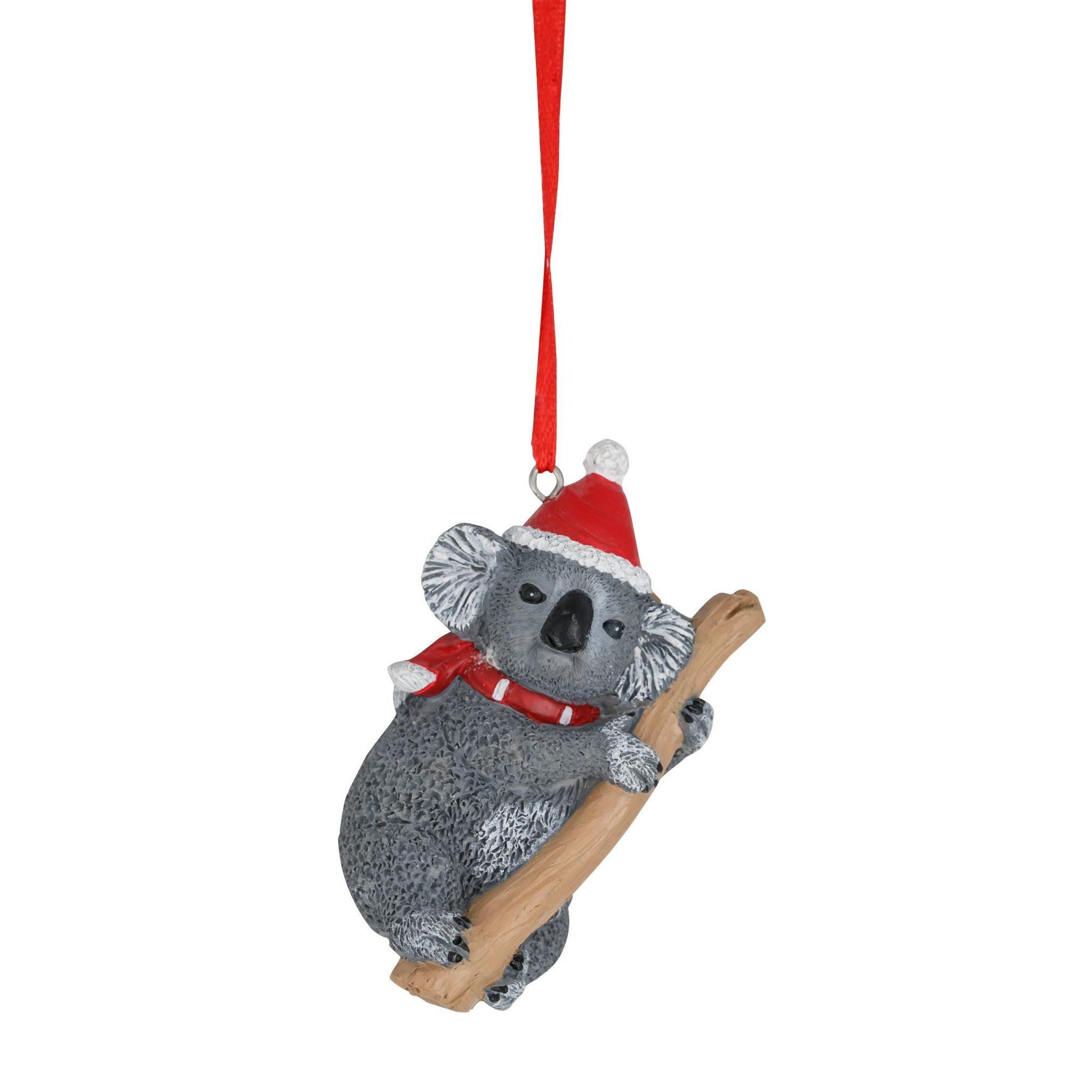 Koala Hanging Decoration 8cm