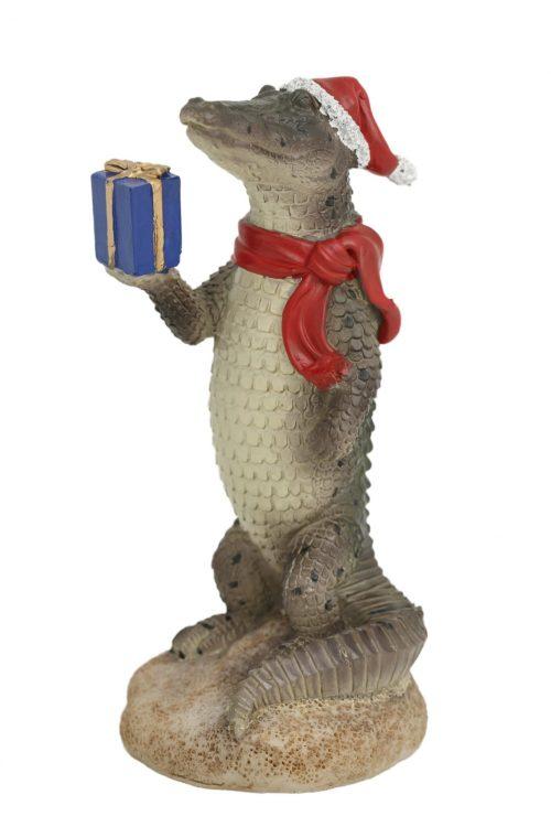 Crocodile Figure Standing 13cm