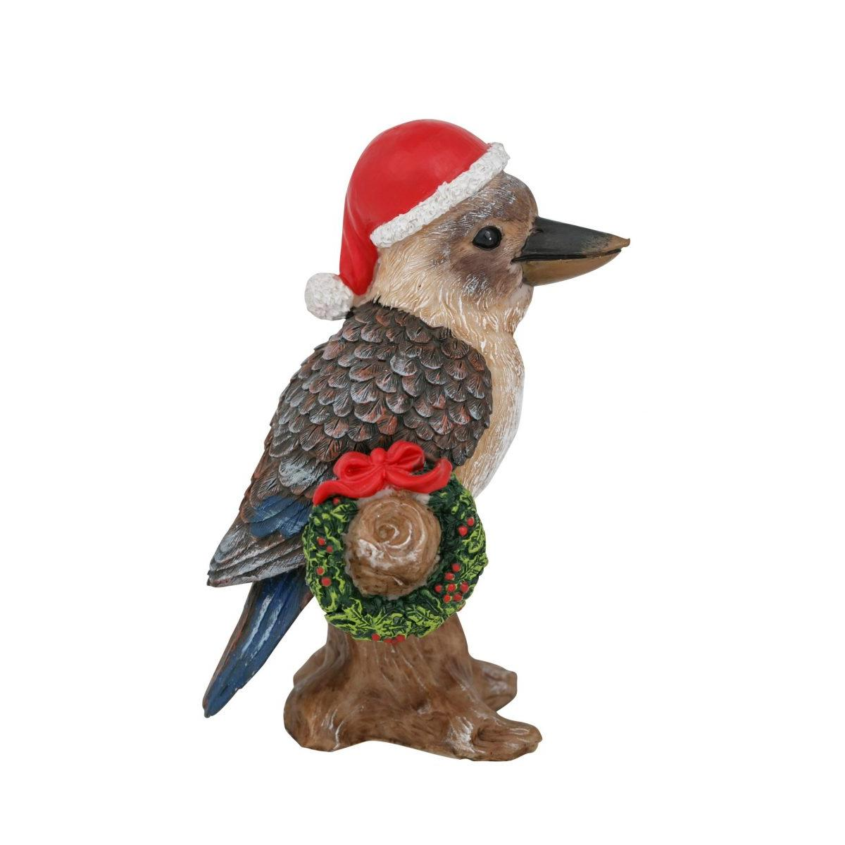 Kooka Wreath Figure Right 13cm
