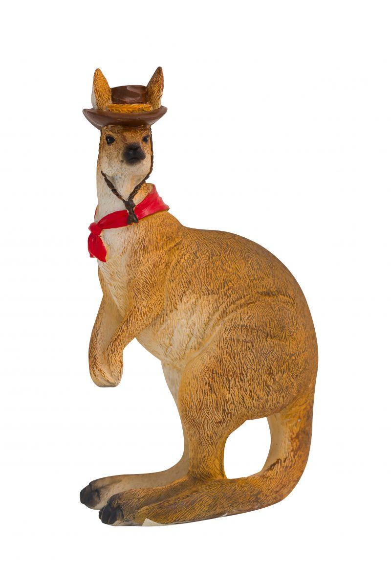 Cowboy Kangaroo Figure15cm