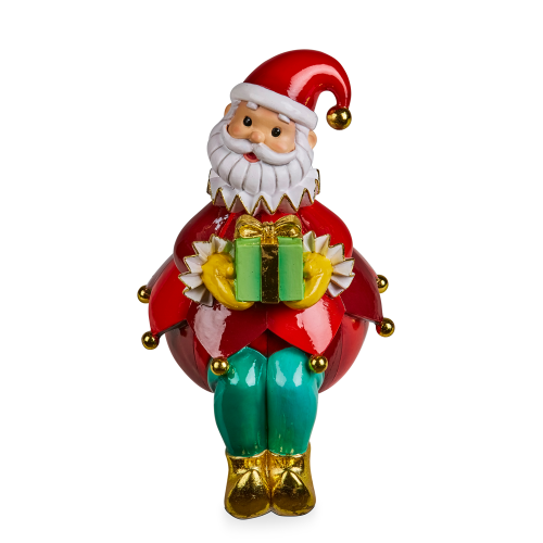 Santa Stocking Holder 32cmH