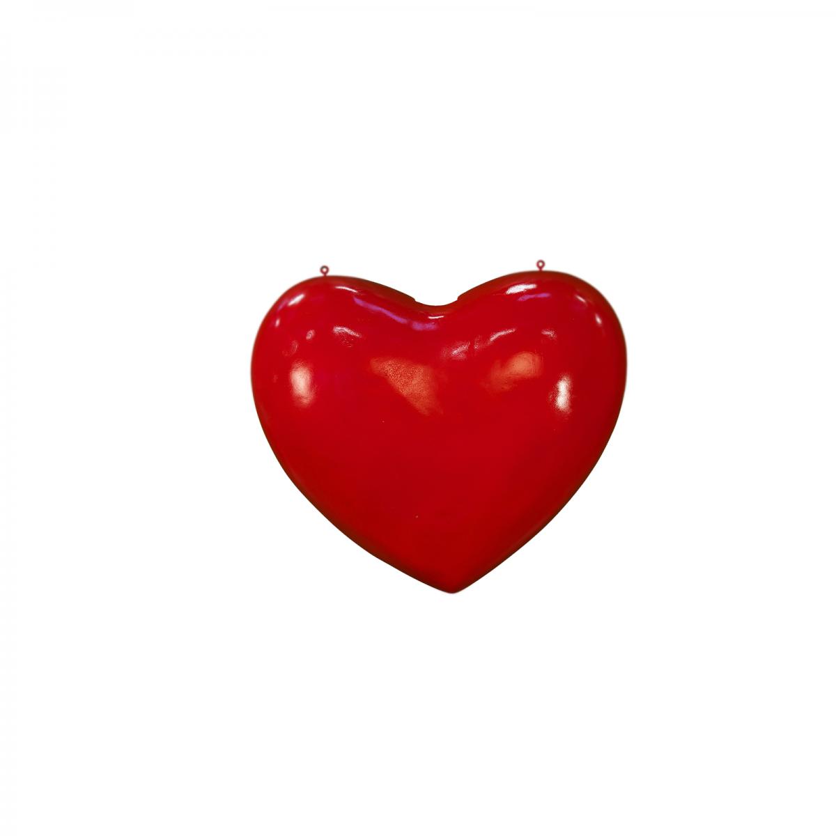 Giant Hanging Heart 50cm