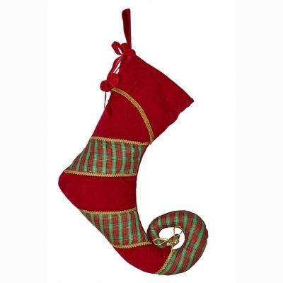 Elf Stocking, 64cm