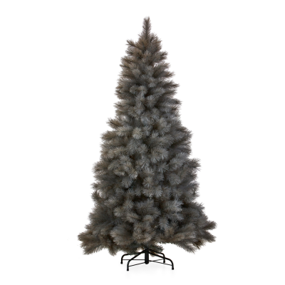 Hard Needle Grey Tree 183cm H