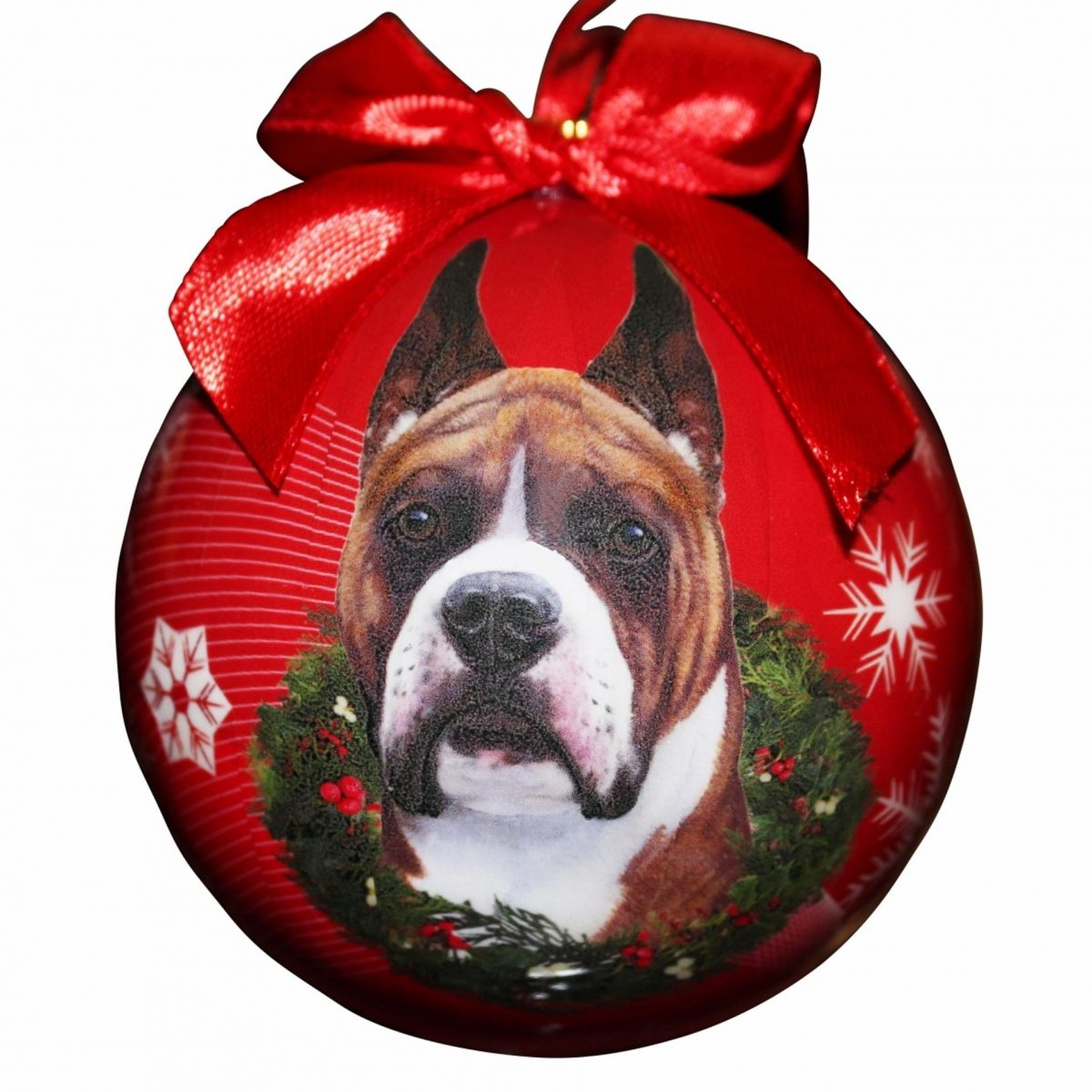 Boxer Hanging Bauble
